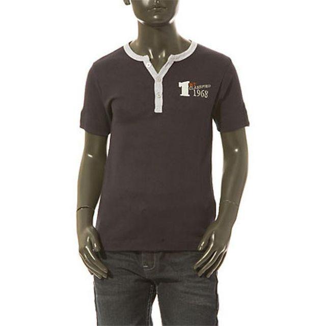 RG512 - T-shirt Rg 512 Bleu Navy 8 ans
