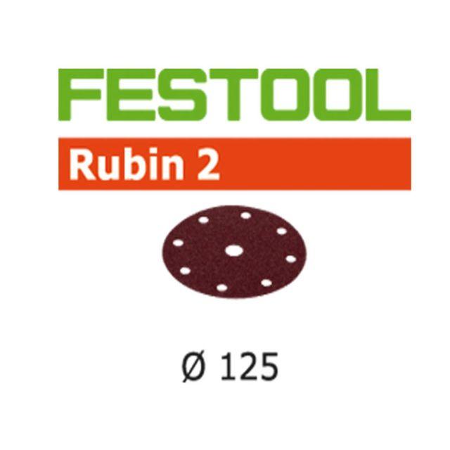 90 P180 RU2 Abrasifs STF D125 10