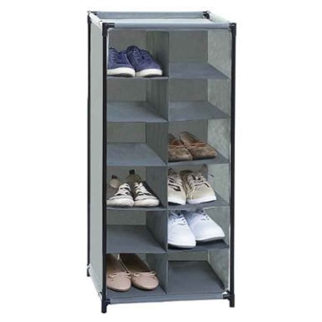 Armoire <strong>à</strong> <strong>chaussures</strong> 12 paires l 41 cm x p 36 cm x h 91 cm