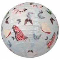 ouvre&deco . Luminaire et suspension, Bonnes affaires, Décoration intérieure - Suspension boule japonaise Décoration Papillon
