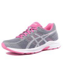 on sale 01e9e dec85 Asics - Gel Contend 4 Femme Chaussures Running Gris Gris 44.5