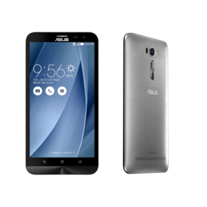 asus zenfone 2 laser ze600kl gris pas cher achat. Black Bedroom Furniture Sets. Home Design Ideas