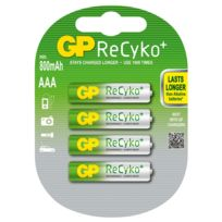Gp Batteries - Gp 12V 4x Piles -niMH/AAA 820mAh Gp