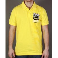 Ecko - Polo Unltd Loyalty Jaune