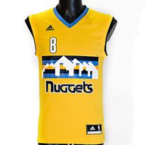 Adidas - Maillot Replica Nba Denver Nuggets , 8