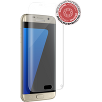FORCE GLASS - Verre trempé Galaxy S7 Edge - Transparent
