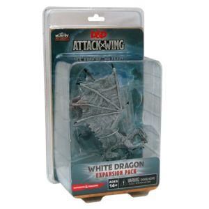 Wizkids - Jeux de société - Dungeons & Dragons Attack Wing : Vague 6 White Dragon