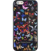 Christianlacroix - Coque Butterfly Parade de Christian Lacroix couleur Oscuro pour iPhone 6 Plus