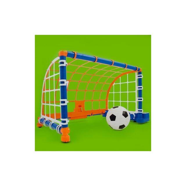 0136b7041336f0 SUN   SPORT - Cage de foot mobile intérieure - pas cher Achat   Vente Le  Grand Bazar - RueDuCommerce
