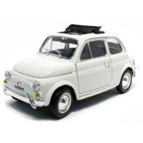 Bburago - Fiat 500 L Decouvrable - 1968 - 1/18 - 12035W