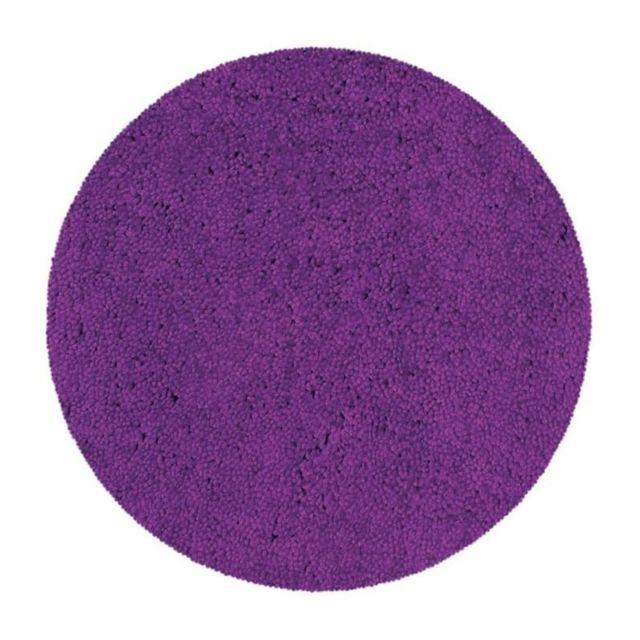 Spirella - Tapis de bain Highland Rond 60cm Violet - pas cher Achat ...