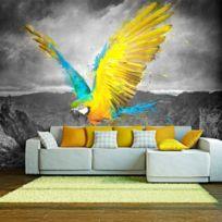 Bimago - A1-F4TNT0158-P - Papier peint - Exotic parrot 450x270