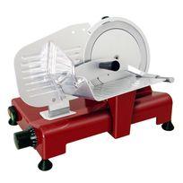 Wismer - Trancheuse électrique avec lame professionnelle de 19,5 cm E195