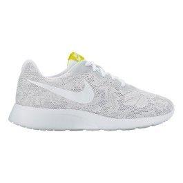 463ed4c2e0fa Nike - Chaussures Tanjun Eng blanc gris femme - pas cher Achat   Vente  Baskets homme - RueDuCommerce