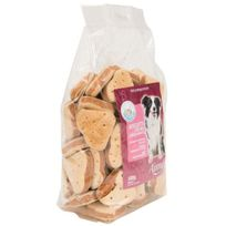 Aime - Biscuits coeurs croquants - Pour chien - 500g