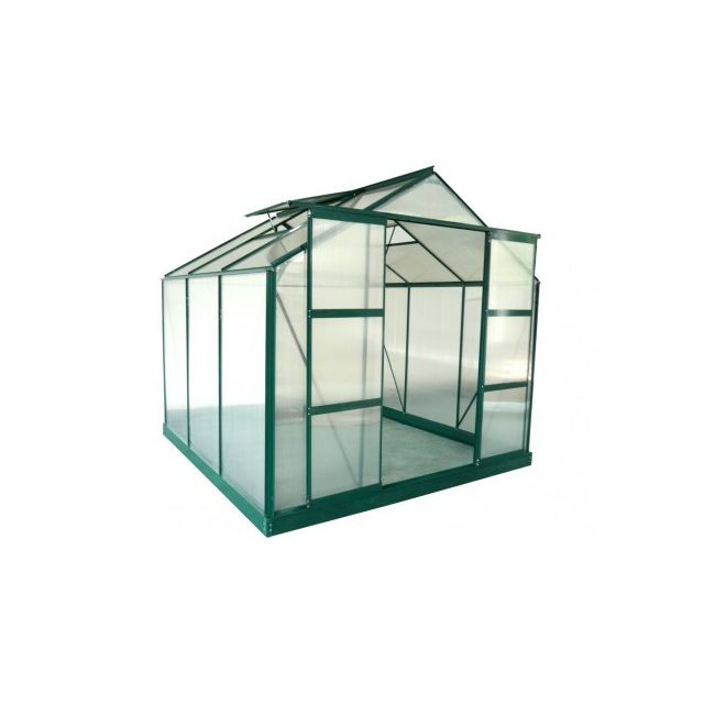 Marque Generique Serre De Jardin En Polycarbonate De 5 9 M Anissa