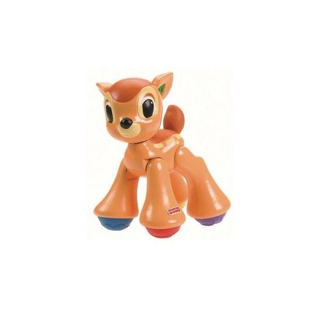 Fisher Price X6175 - Figurine Bambi 6-36 mois