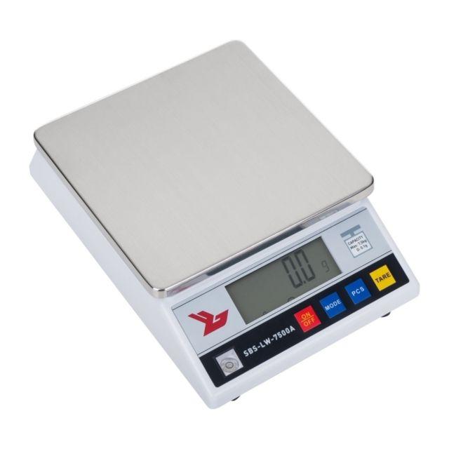 Autre Balance de précision digitale professionnelle cuisine laboratoire 7.500g / 0.1g 3414125