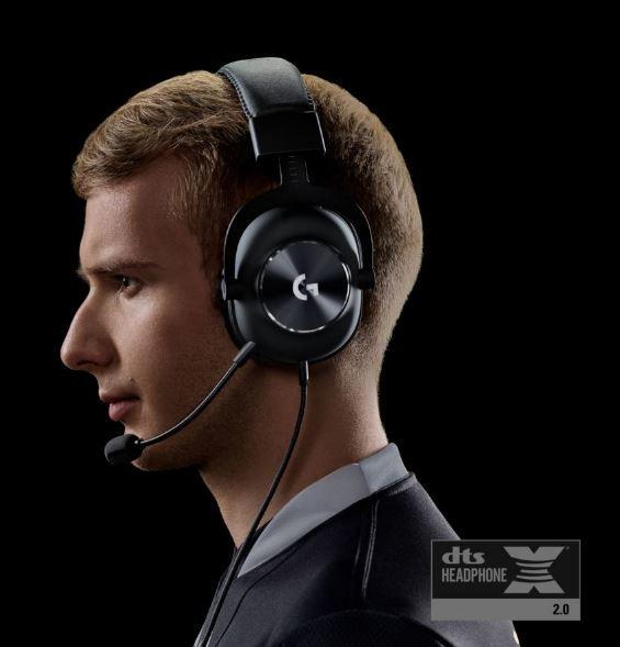 PRO X Gaming Headset Noir