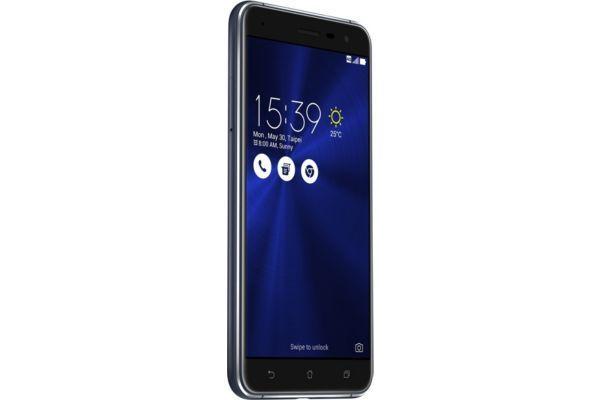 ASUS - Smartphone ZE552KL Bleu saphir