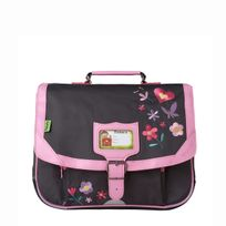 Tann'S - Cartable Collector Girl Flowers 35cm