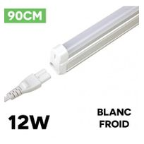Europalamp - Tube Led T5 12W Blanc Froid 6000K Longueur 90cm