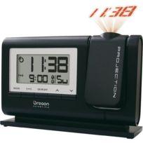 OREGON SCIENTIFIC - réveil avec projecteur - rm308p noir