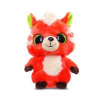 ToyCentre - Aurora World 8-INCH Yoohoo And Friends Chuck Striped Hyena Plush Toy