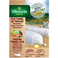 Vilmorin - Film tunnel de forçage - farine de céréales - 2m x 8m 20µm