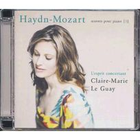 Accord - Joseph Haydn | Wolfgang Amadeus Mozart | Claire-Marie Le Guay - Oeuvres pour piano Vol. 3 : L'esprit concertant
