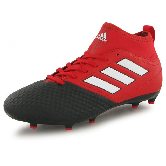 new concept 93570 c108f Adidas performance - Adidas Performance Ace 17.3 Fg rouge, chaussures de football  mixte