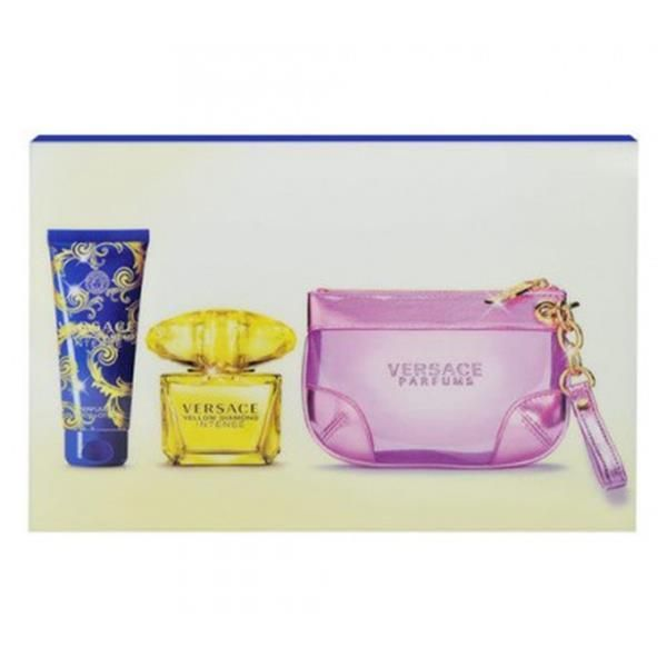 aa1c8de2165110 Versace - Yellow Diamond Intense Edp 90 Ml 100 Ml Bl W Bag - pas cher Achat    Vente Eaux de parfums - RueDuCommerce