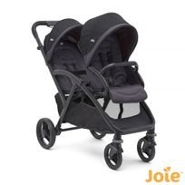 JOIE - Poussette double Evalite Duo Two Tone Black