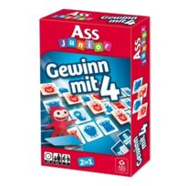 Ass Altenburger Spielkarten - Ass Altenburger 22509605-JUNIOR-GAIN 4 Jeu De Placement