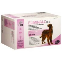 Zoetis - Pack 1 X Eliminall Chiens 20-40 Kg 268 Mg 30 Pipetes