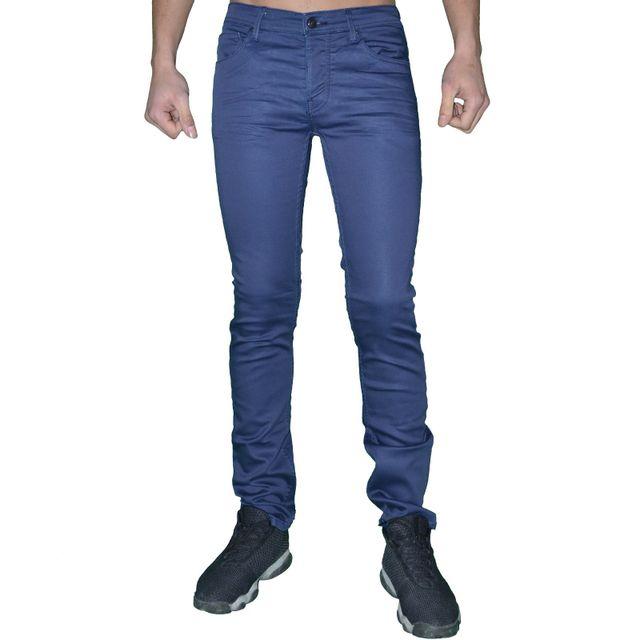 Armani Bleu Homme J45 Jean 34 Fit Slim Us Violet Jeans IWEYb9eHD2