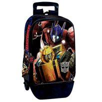 Transformers - Sac à dos à roulettes Power 43 Cm trolley Haut de Gamme - Cartable