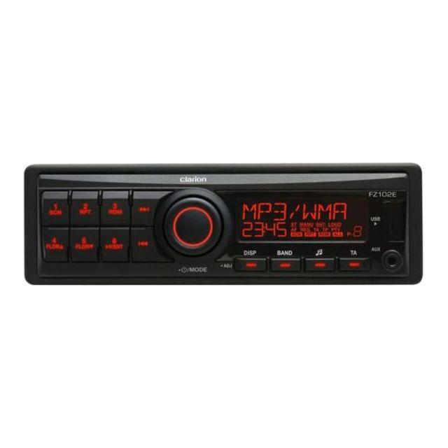 CLARION - Autoradio Mp3 Fz102E