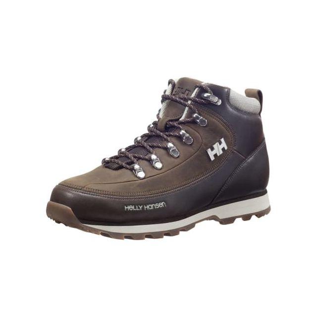 2727dc415b450 Helly Hansen - Chaussures de marche The Forester marron foncé femme - pas  cher Achat / Vente Chaussures alpinisme - RueDuCommerce