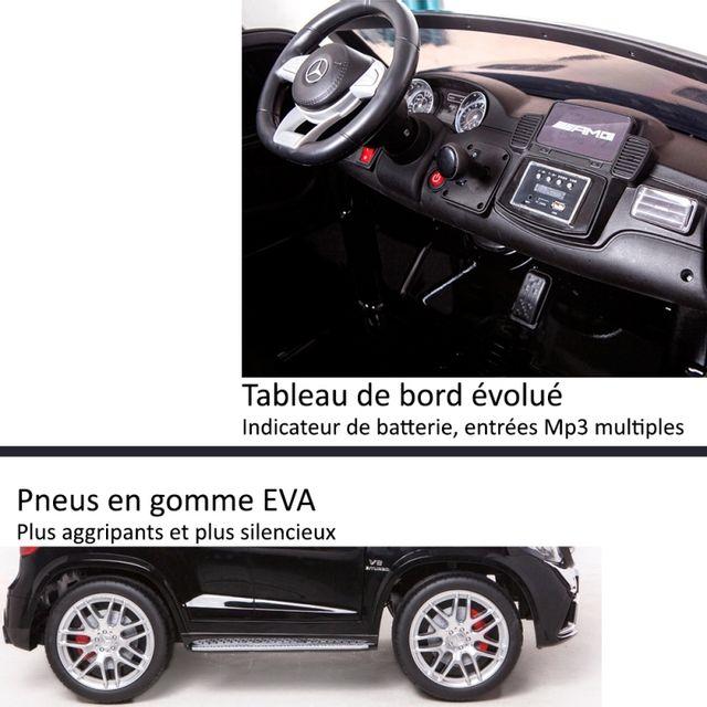 grand 4x4 voiture électrique enfant 24v