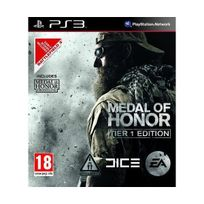 Electronic Arts - Medal of Honor - Tier 1 AT Pegi, uncut, inkl. Zugang zur Battlefield 3-Beta import allemand