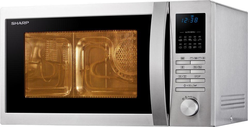 Four à micro-ondes Grill combiné 25L - R822STWE
