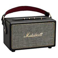 Marshall - Kilburn noire - enceinte portable - bluetooth - sans fil