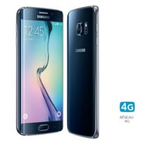 Galaxy S6 Edge - 32 Go - Noir - Reconditionné
