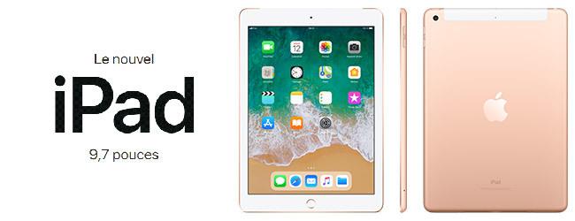 iPad Gris Sideral 4G 32 Go