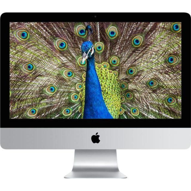 d2f2ab7c8d386c Achat Apple Tout en Un iMac 21.5 Mk452FN A Ordinateur de Bureau