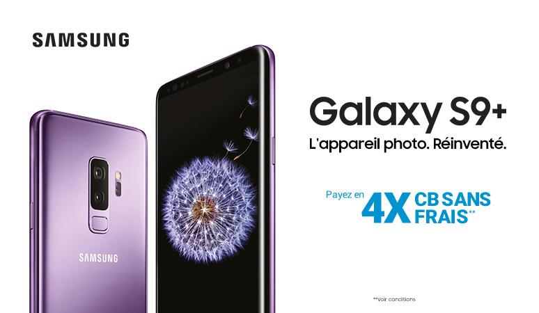Dispo Galaxy S9