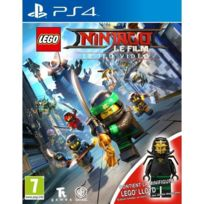 WARNER BROS - PS4 LEGO NINJAGO D1