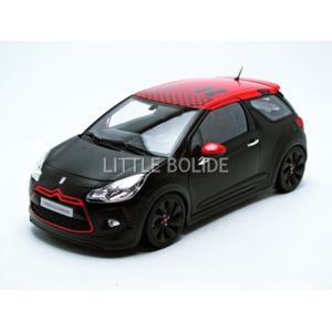 norev citroen ds3 racing s bastien loeb 2012 1 18 181543 pas cher achat vente. Black Bedroom Furniture Sets. Home Design Ideas