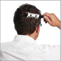 Astuceo - Peigne coupe cheveux noir